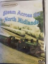 TERMINUS PUBLICATIONS DVD  TP029D Steam Across the North Midlands vol.1